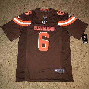 Baker Mayfield Cleveland Browns Nike Jersey
